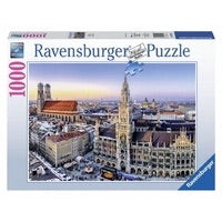 PUZZLE 1000PC BEAUTIFUL GERMANY