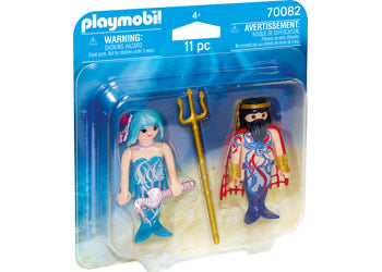 PLAYMOBIL 70082 SEA KING AND MERMAID