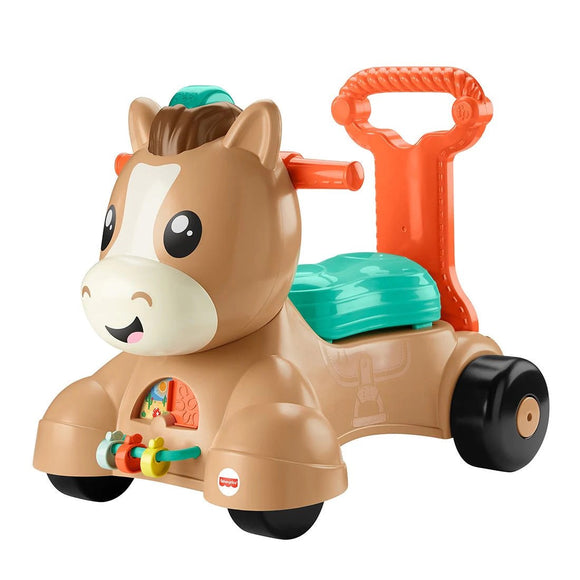 F/P WALK BOUNCE & RIDE PONY