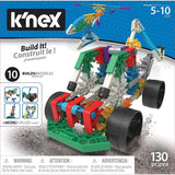 KNEX 10 IN 1 BUILDING SET
