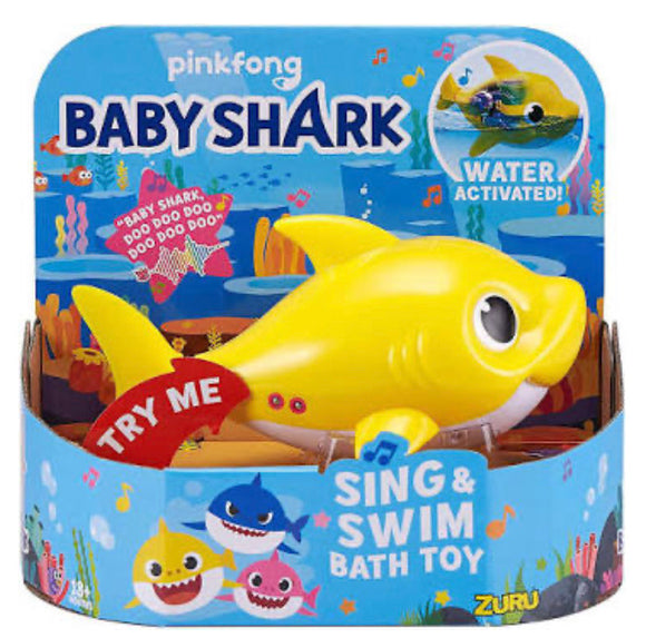 ROBO ALIVE JUNIOR ROBOTIC BABY SHARK AST