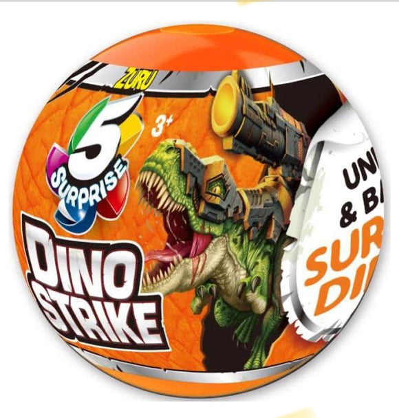 5 SURPRISE DINO STRIKE S1