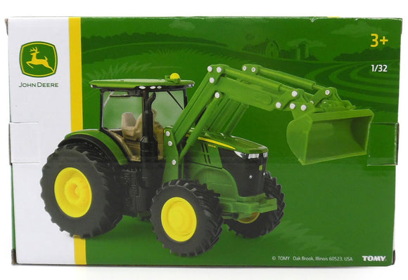 JD 1:32 7270R TRACTOR W LOADER