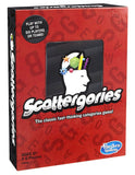 GAME SCATTERGORIES