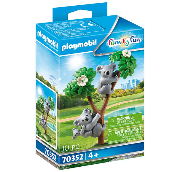 PLAYMOBIL 70352 KOALAS WITH BABY