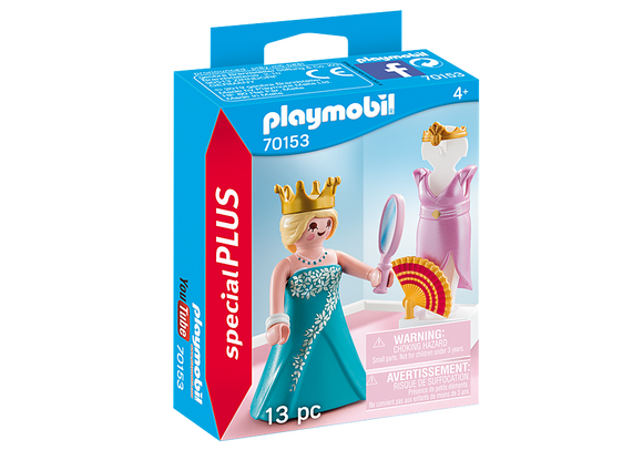 PLAYMOBIL 70153 PRINCESS WITH MANNEQUIN