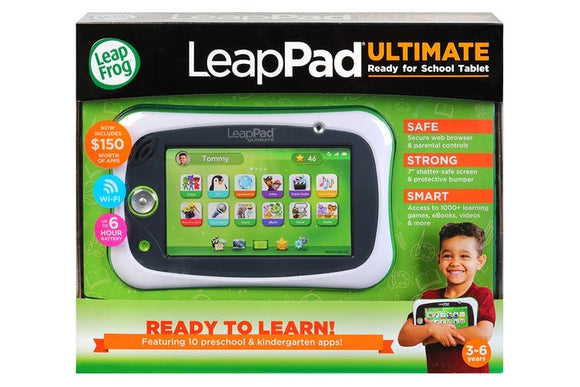L/F LEAP PAD ULTIMATE W BONUS D/LOAD GRN