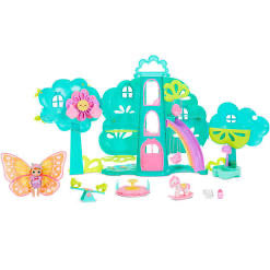 BB BABY BORN SURPRISE TREEHOUSE PLAYSET