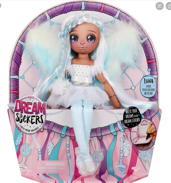 DREAM SEEKERS DOLL AST S1