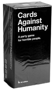 GAME CARDS AGAINST HUMANITY