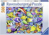 PUZZLE 500PC TROPICAL TRAFFIC