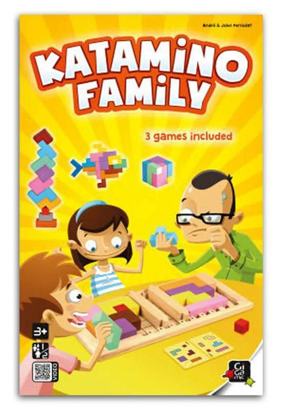 GAME KATAMINO FAMILY