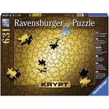PUZZLE 631PC KRYPT GOLD SPIRAL