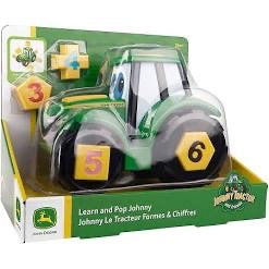 JD LEARN N POP JOHNNY SHAPE SORTER