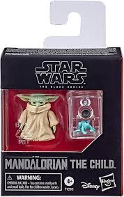 STAR WARS BLACK SERIES MANDALONAN CHILD