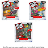 TECH DECK SKATE SHOP BONUS PACK ASSTD