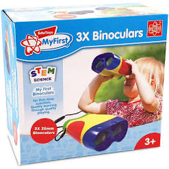 MY FIRST BINOCULARS 3X