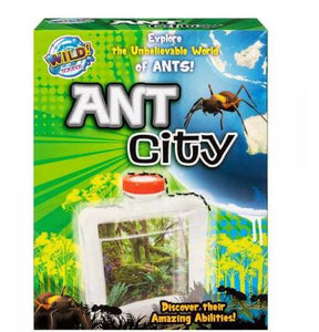 WILD SCIENCE ANT CITY