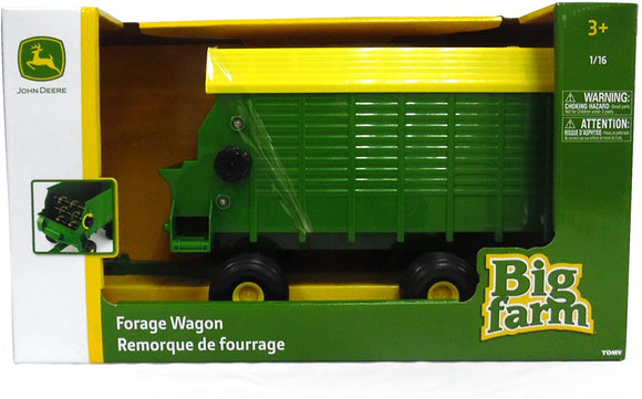 1:16 BIG FARM FORAGE WAGON