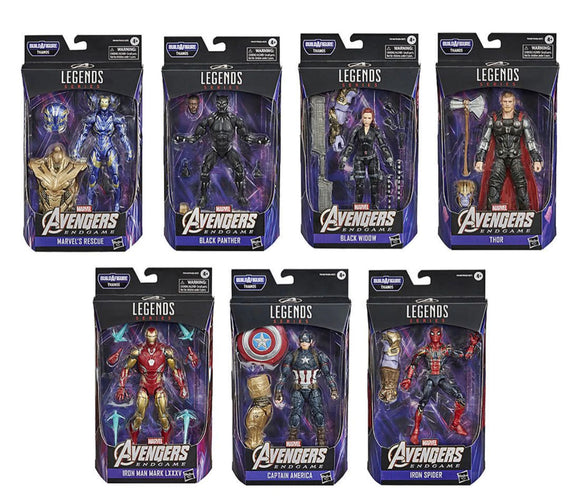 AVENGERS LEGENDS SERIES ASST