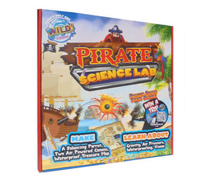 WILD SCIENCE PIRATE SCIENCE LAB