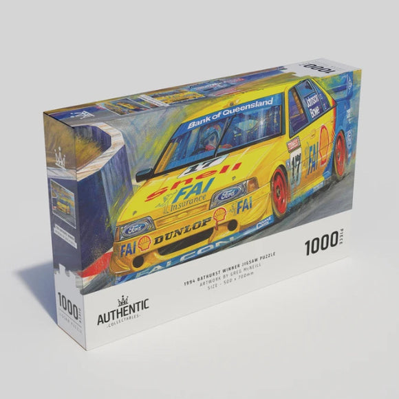 PUZZLE 1000PC 1994 BATHURST WINNER