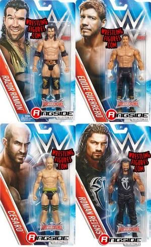 WWE WM32 BASIC FIGURES