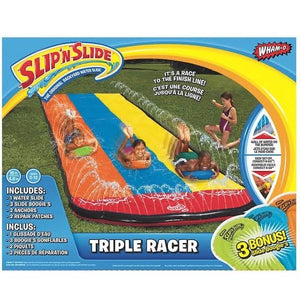 WHAM O SLIPE N SLIDE  TRIPLE R/B