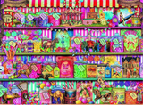 PUZZLE 500PC THE SWEET SHOP