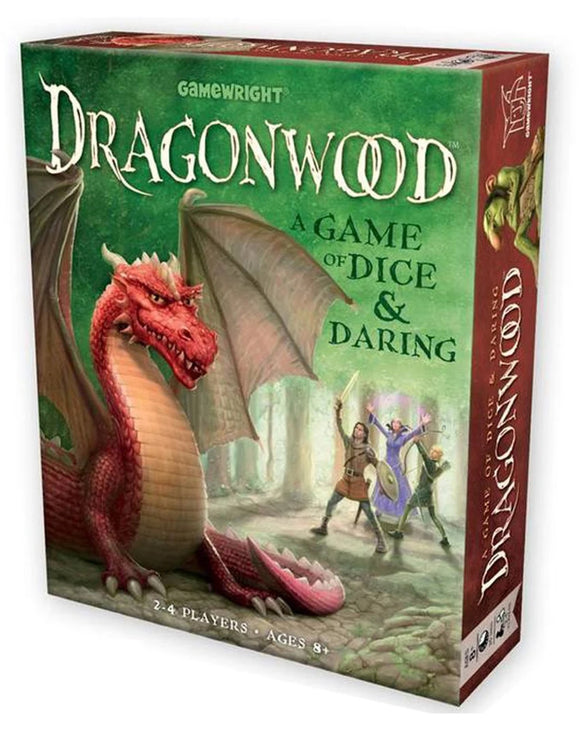 GAME DRAGONWOOD