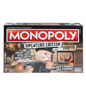 GAME MONOPOLY CHEATERS EDITION