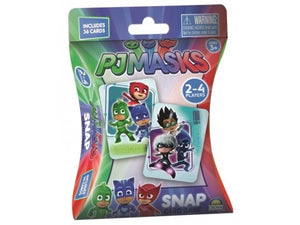 CARD GAME PJ MASKS SNAP