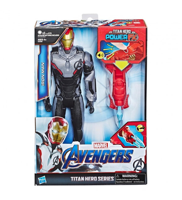 AVN TH POWER FX 2.0 IRON MAN