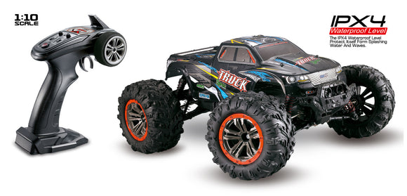 R/C 1:10 4WD BRUSHED MONSTER TRUCK