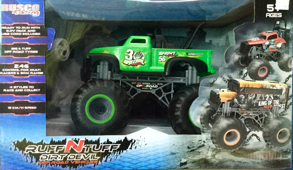 R/C RUSCO ROUGH N TOUGH BRUTUAL SNEAK