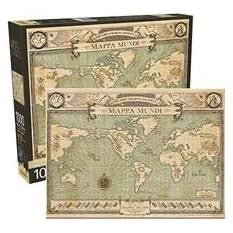 PUZZLE 1000PC FANTASTIC BEASTS MAP