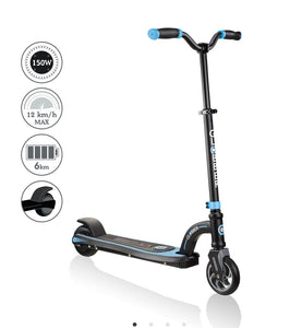 SCOOTER GLOBBER ELECT ONE K E MOTION BL