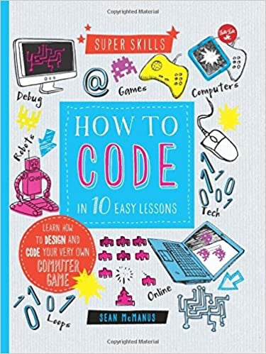 BOOK HOW TO CODE IN 10 EASY LESSONS