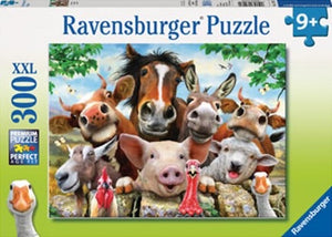 PUZZLE 300PC SAY CHEESE
