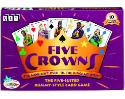 CARD GAME 5 CROWNS