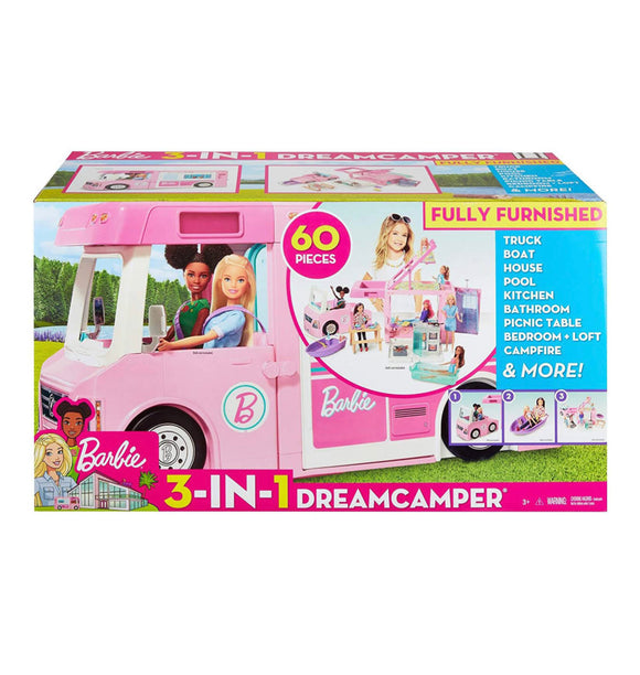 BRB 3 IN 1 DREAMCAMPER