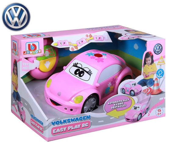 R/C JUNIOR EASY PLAY NEW BEETLE PINK