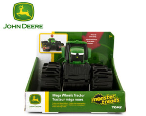 JD MONSTER TREADS MEGA WHEELS TRACTOR