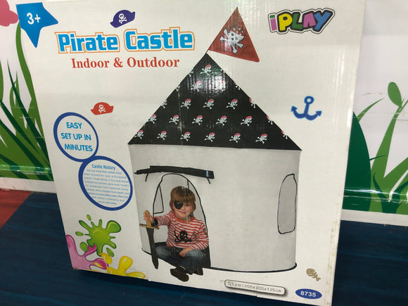 TENT PIRATE CASTLE