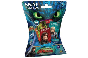 CARD GAME SNAP HTTYD 3