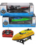 R/C SUPER RACING SPEED BOAT
