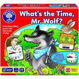 ORCHARD TOYS WHATS THE TIME MR WOLF GAME