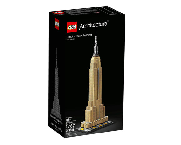 LEGO 21046 ARCH EMPIRE STATE BUILDING
