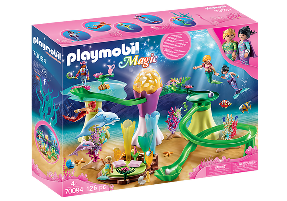 PLAYMOBIL 70094 MERMAID COVE