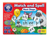 ORCHARD TOYS MATCH & SPELL NEXT STEPS